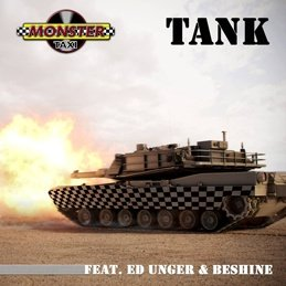 monstertaxi edunger beshine tank