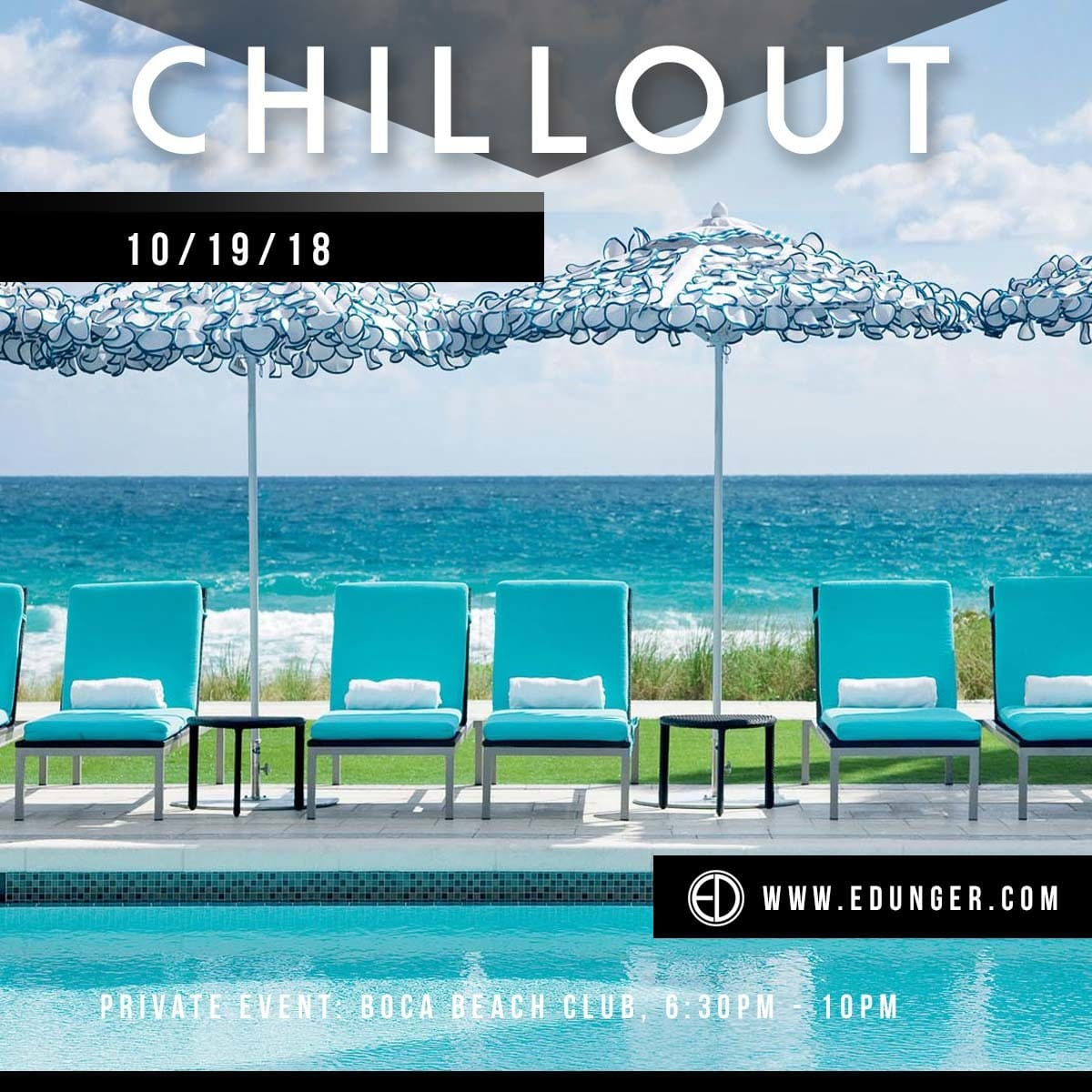 Chillout and Vibe Set @ Boca Beach Club