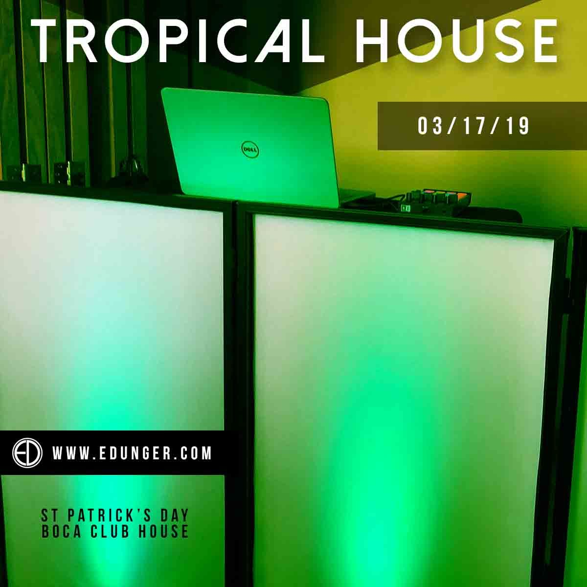 boca tropical house