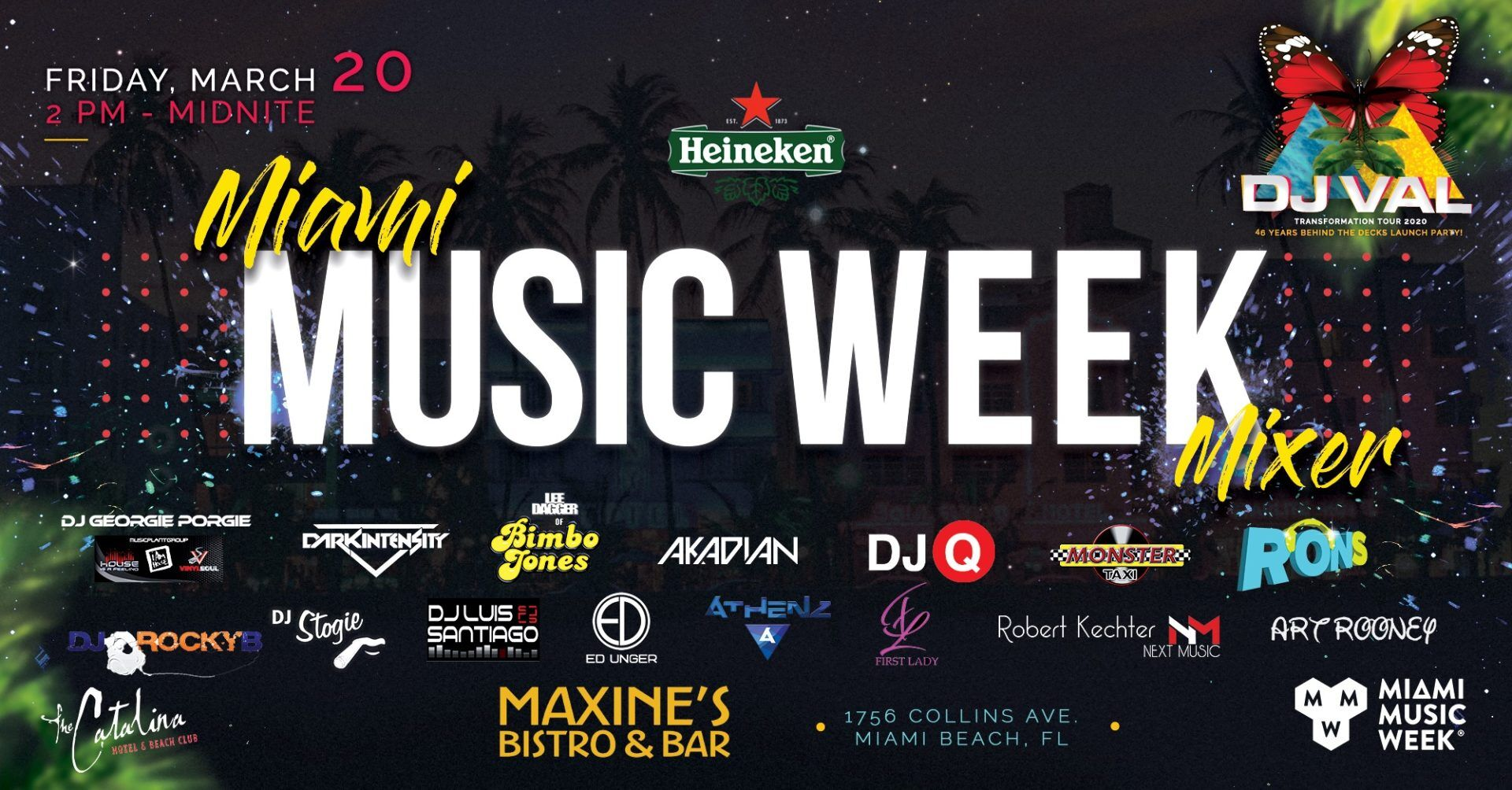 miami music week mixer
